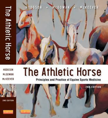 Athletic-Horse-9780721600758