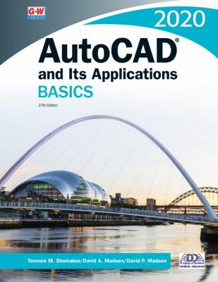 AutoCAD-and-Its-Applications-Basics-2020-9781635638646