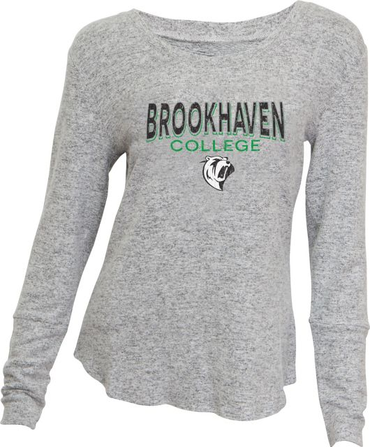Brookhaven-College-Bears-Womens-Long-Sleeve-T-Shirt-657