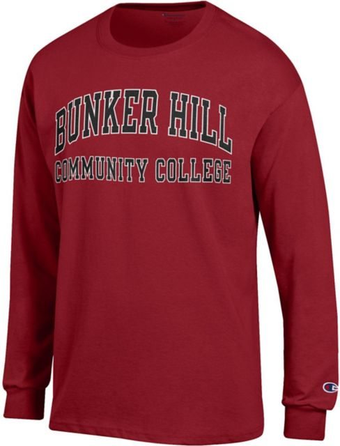 Bunker-Hill-Community-College-Long-Sleeve-T-Shirt-577
