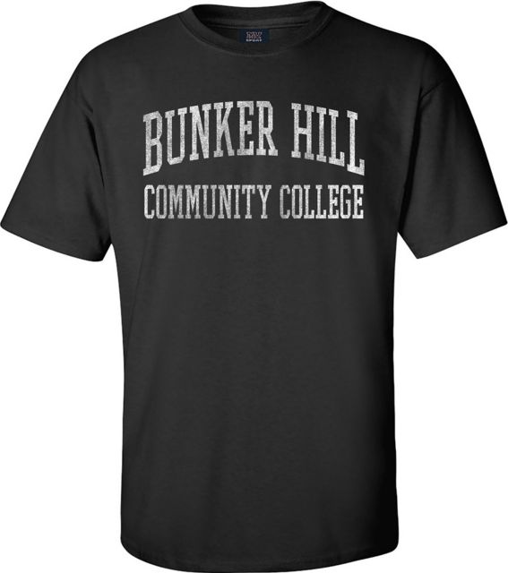 Bunker-Hill-Community-College-Short-Sleeve-T-Shirt-578