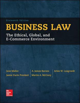 Business-Law-9780077733711