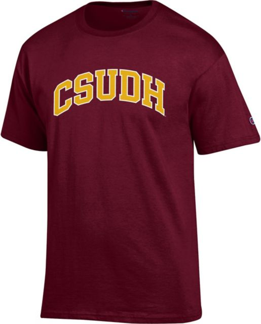 California-State-University-at-Dominguez-Hills-Short-Sleeve-T-Shirt-407