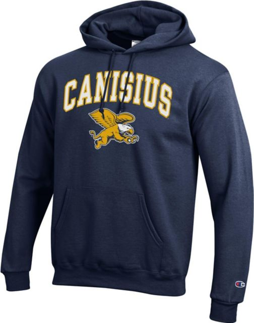 Canisius-College-Griffins-Hooded-Sweatshirt-889