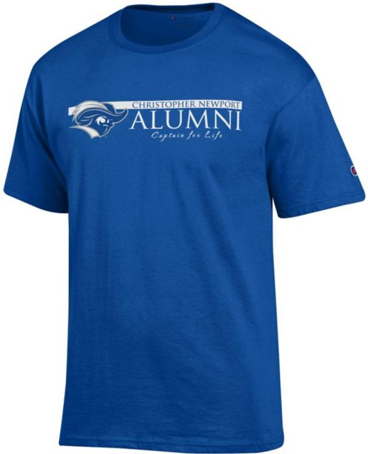 Christopher-Newport-University-Alumni-Short-Sleeve-T-Shirt-672