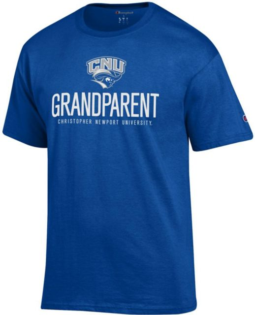Christopher-Newport-University-Captains-Grandparent-Short-Sleeve-T-Shirt-671