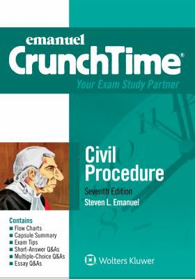 CrunchTime-for-Civil-Procedure-9781454897477
