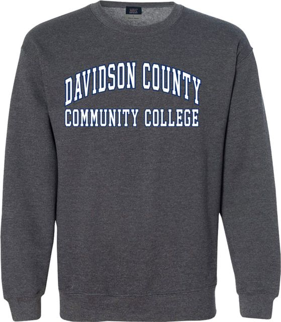 Davidson-County-Community-College-Crewneck-Fleece-520