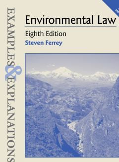 Examples-and-Explanations-for-Environmental-Law-9781543802290