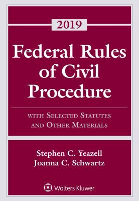Federal-Rules-of-Civil-Procedure-2019-9781543806021