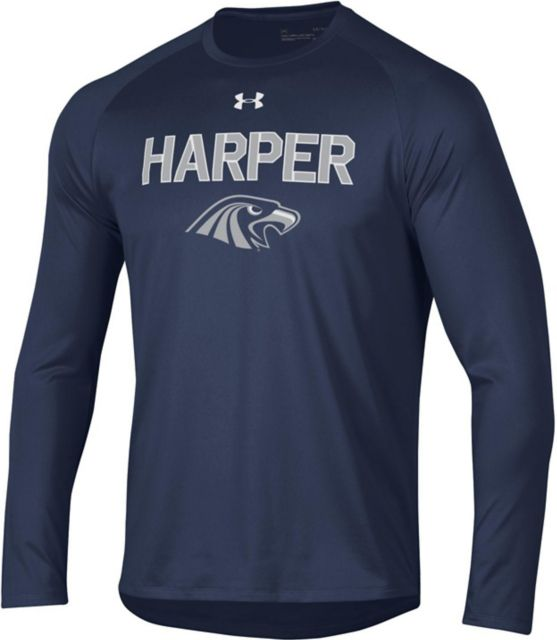 Harper-College-Hawks-Long-Sleeve-T-Shirt-862