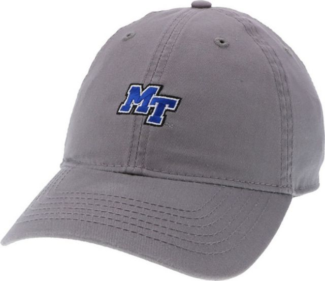 Middle-Tennessee-State-University-Twill-Hat-277