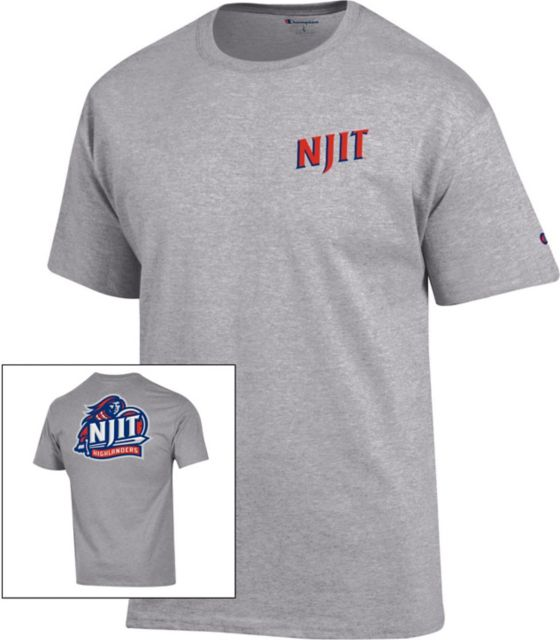 New-Jersey-Institute-of-Technology-Highlanders-Short-Sleeve-T-Shirt-280