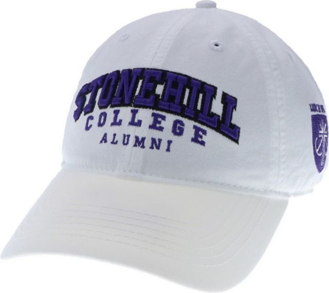 Stonehill-College-Alumni-Adjustable-Hat-930