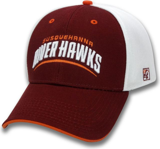 Susquehanna-University-Stretch-Fitted-Micro-Mesh-Cap-959