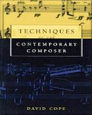 Techniques-of-Contemporary-Composers-9780028647371