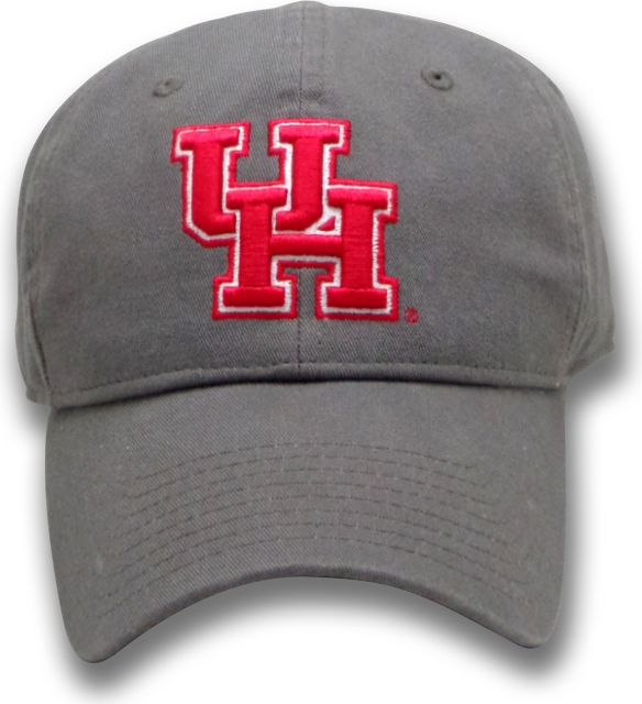 University-of-Houston-Adjustable-Leather-Strap-Cap-74