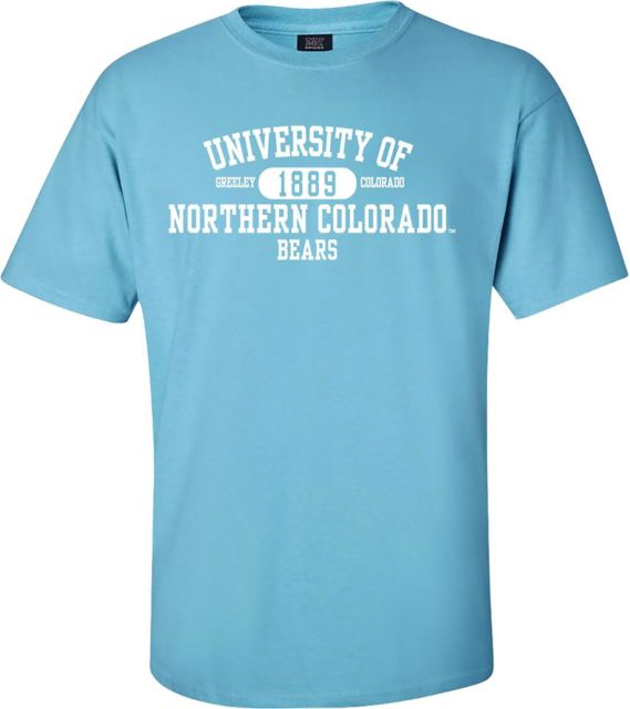University-of-Northern-Colorado-Bears-Short-Sleeve-T-Shirt-115