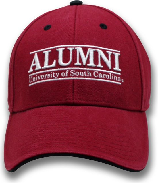 University-of-South-Carolina-Stretch-Adjustable-Alumni-Cap-10